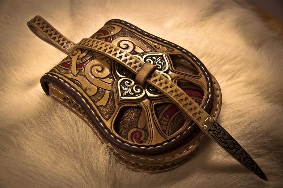 Norse-Design.de --------- crafts and trade for the historical presentation ---------