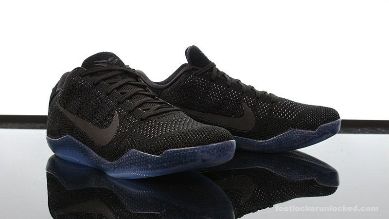 f60c1defeeb Foot-Locker-Nike-Kobe-XI-Elite-Black-Space-1