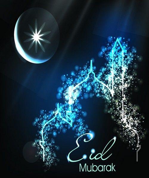 Eid Ul Fitr Mubarak Greeting Pictures Happy Eid Eid Mubarak