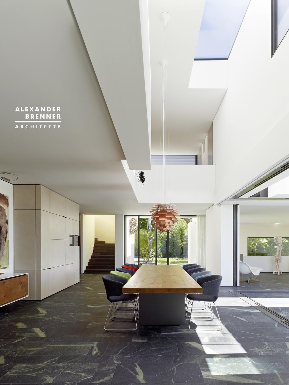 SU House, Stuttgart by Alexander Brenner Architekten ...