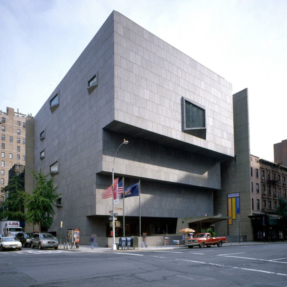 Photo 10 Of 12 In Design Icon 10 Buildings By Marcel Breuer In 2020 Bauhaus Architecture New York Architecture Marcel Breuer