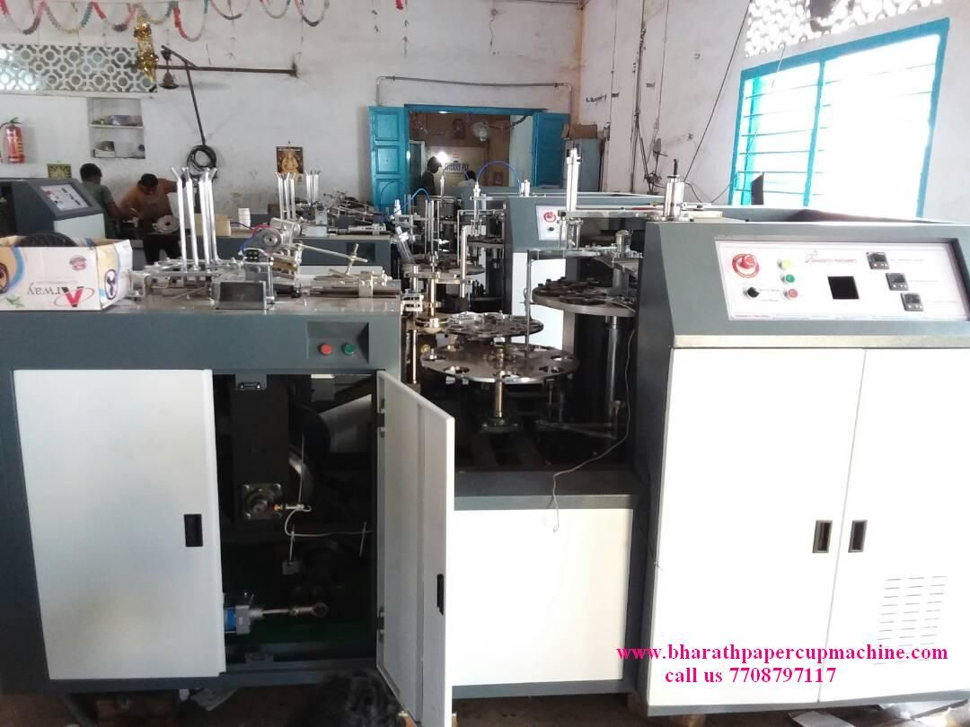 Our Top Paper Cup Making Machine Model And Suits More Intense Production Cycles Usually People Upgrading Or Expanding Their Pape Paper Cup Making Machine Cup