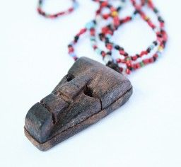African Art Gallery Collares | Ritual amulets