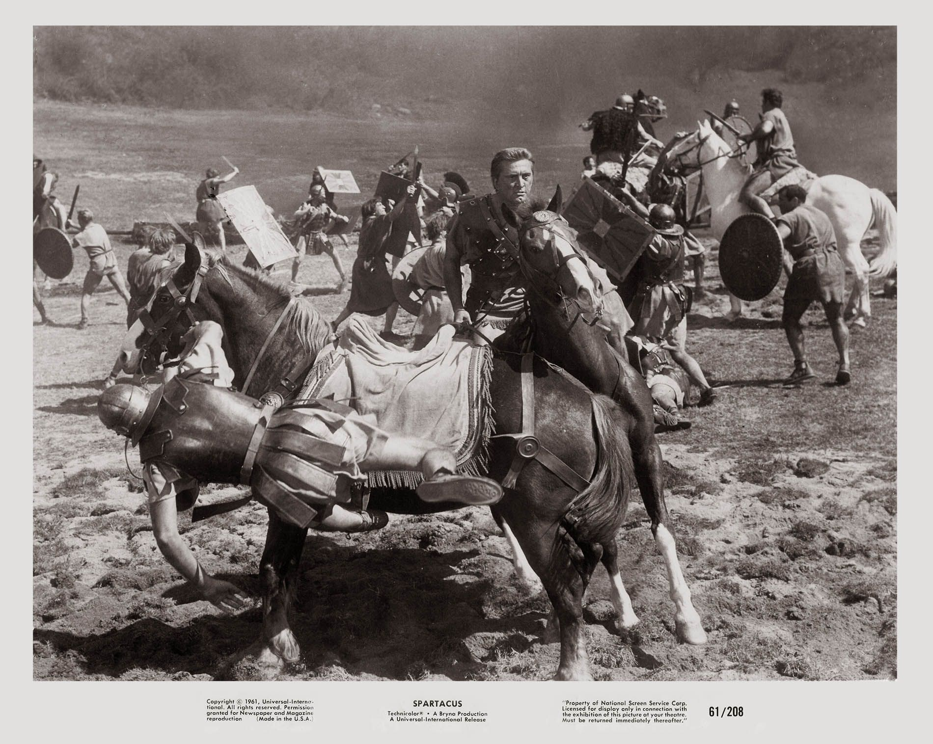 1960 film spartacus Spartacus (1960) awards, nominations and wins including academy awards, golden globes, sundance film festival awards, mtv movie awards and more.