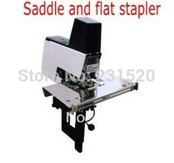 208.39$  Watch now - http://alinut.worldwells.pw/go.php?t=1506451917 - Flat and saddle Automatic Electric Stapler for booklet , magazine. 208.39$