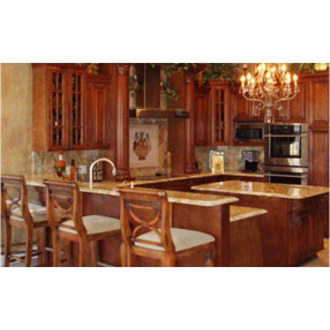 Frameless RTA Hennessey 10x10 Kitchen Cabinets