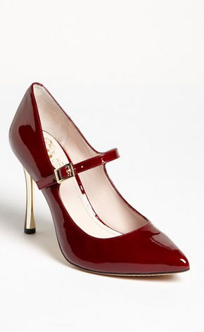 f0d69cdd8ac Vince Camuto--candy apple red heels | Holiday Dressin' | Shoe boots ...