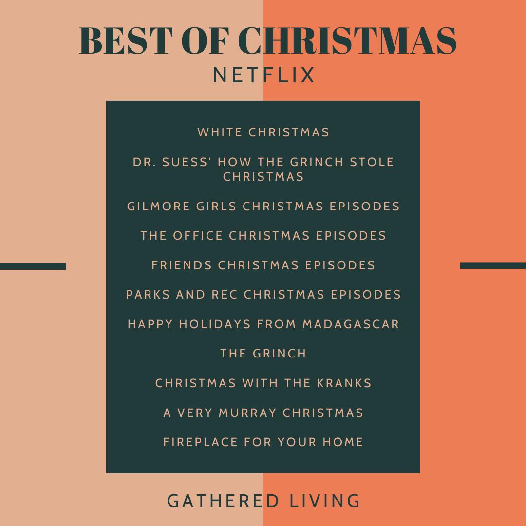 Best of Christmas on Amazon Prime, Netflix, + Hulu