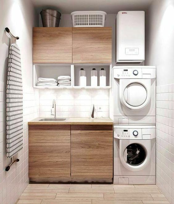 Epingle Sur Bathroom Laundry