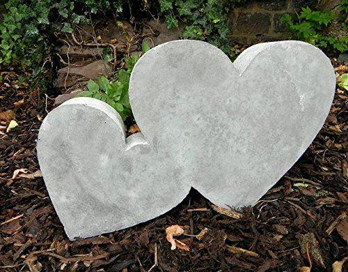 Herz Giessform Betongussform Herzen Beton Deko Selber
