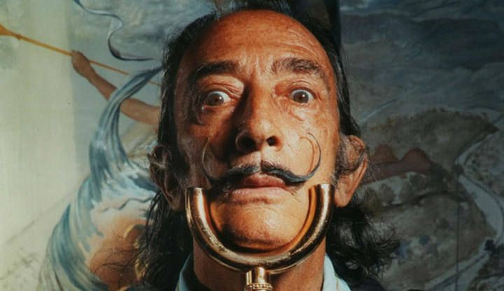 Salvador Dalí. Vida y obras
