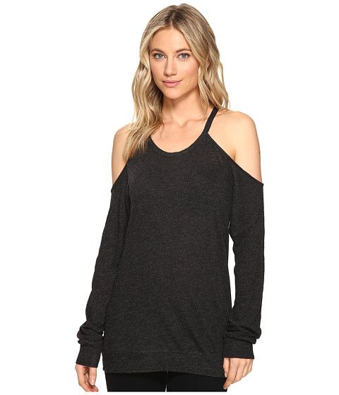 693f39592a6c9 LANSTON Long Sleeve Cold Shoulder Pullover.  lanston  cloth  shirts   tops