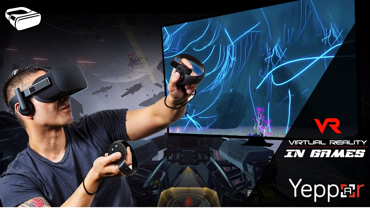 Virtual Reality Game Development Company in India