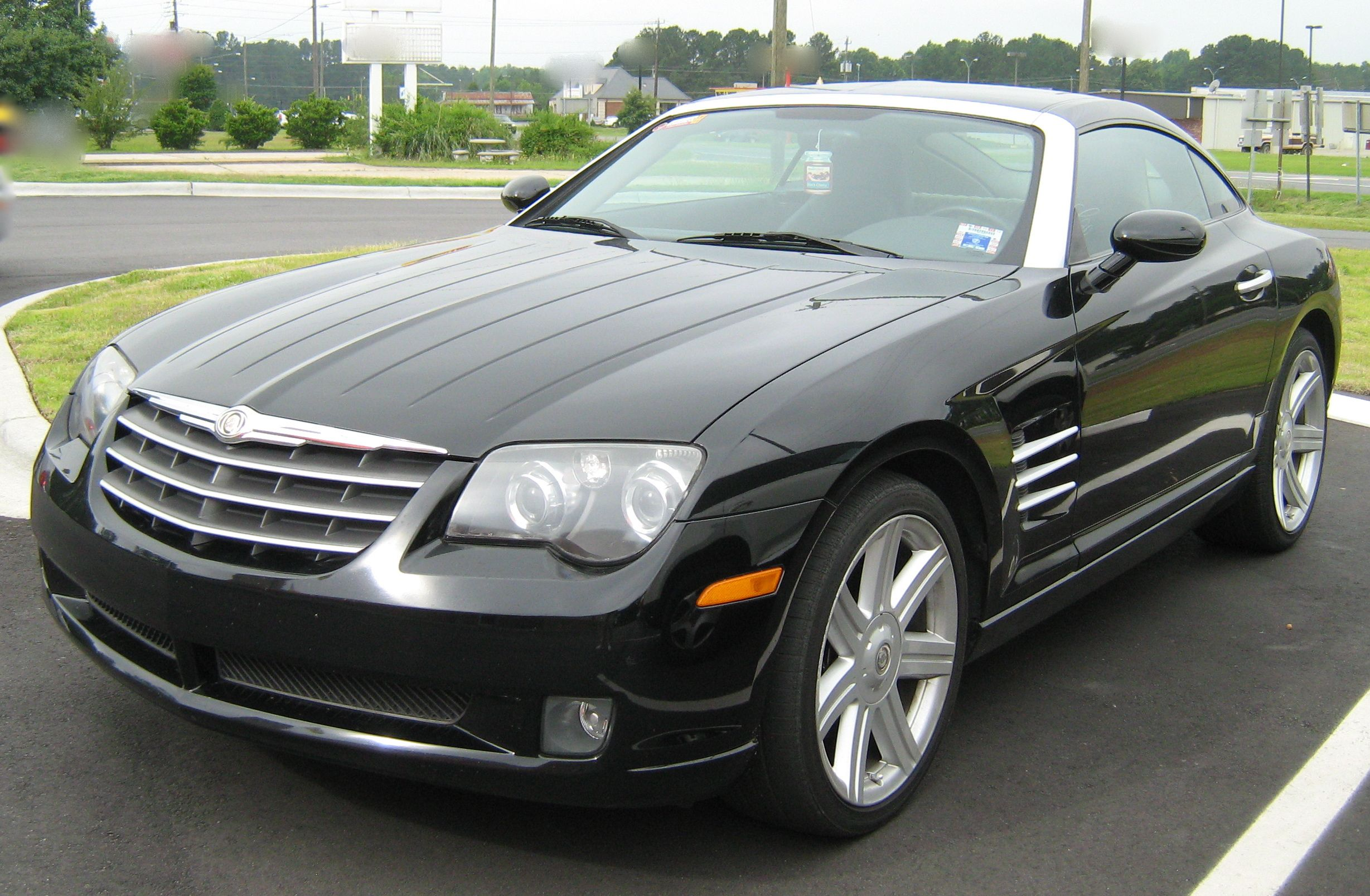 Chrysler Crossfire Coupe Mopars Chrysler Crossfire Crossfire