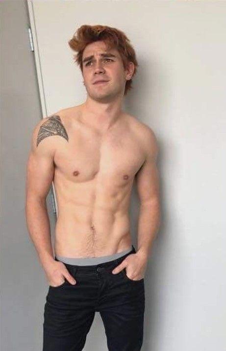 Archie porno gay