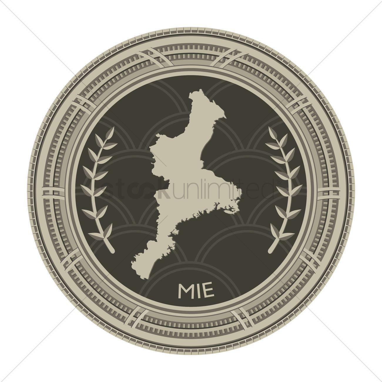 Mie map vector illustration , #Affiliate, #map, #Mie, #illustration, #vector #affiliate