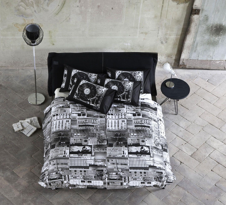 Diesel Living Colelction - Textile - Sound system duvet cover