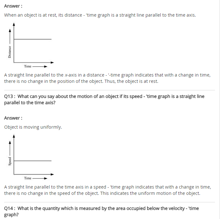 NCERT Solutions For Class 9 Science Chapter 8 Motion 5