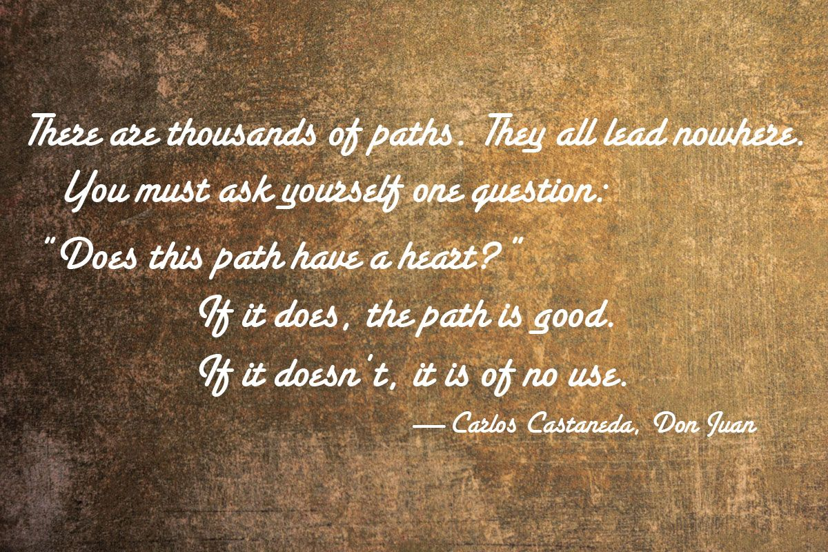 Quotes About Choosing A Path. QuotesGram