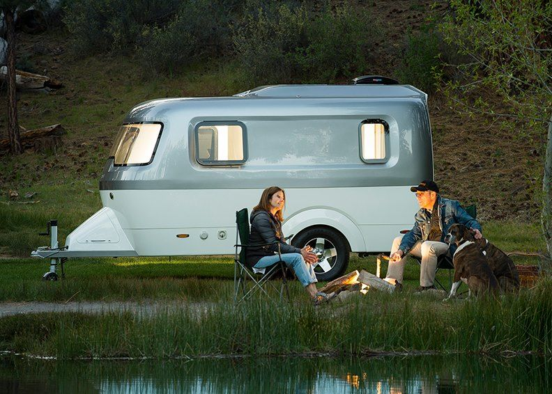 Best Tiny Travel Trailers From Airstream To Teardrop