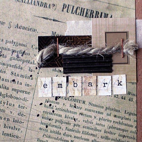 Riikka Kovasin - Paperiliitin: Embark Creative Journey - 7Gypsies