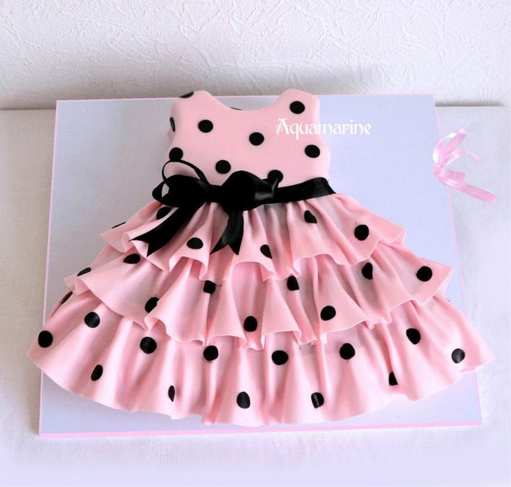 """""""When would I ever have to major this dress cake?!"""" Its so cute"""