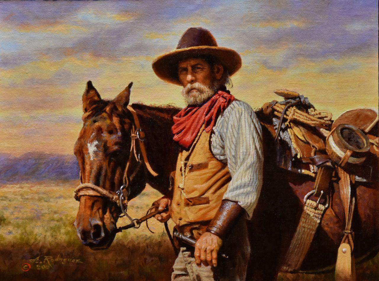 Днем рождения, картинки ковбои дикий запад