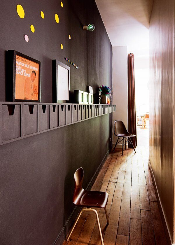 comment d corer un couloir d coration int rieure. Black Bedroom Furniture Sets. Home Design Ideas