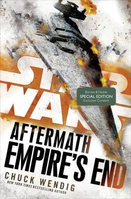 5 Aby 3 Empire S End B N Exclusive Edition Star Wars Aftermath