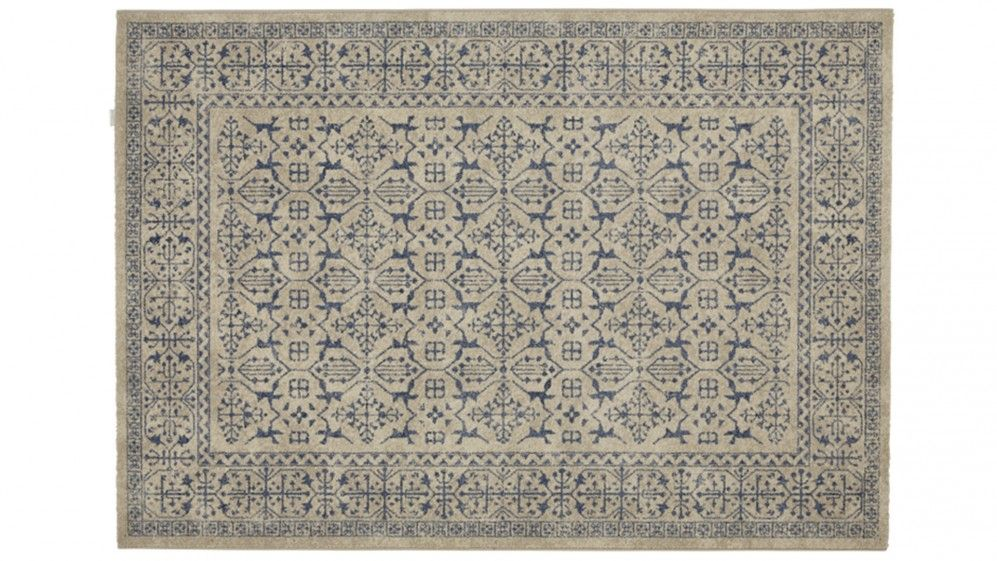 tapis contemporain tapis infinity bleu saint maclou d co pinterest tapis contemporain. Black Bedroom Furniture Sets. Home Design Ideas