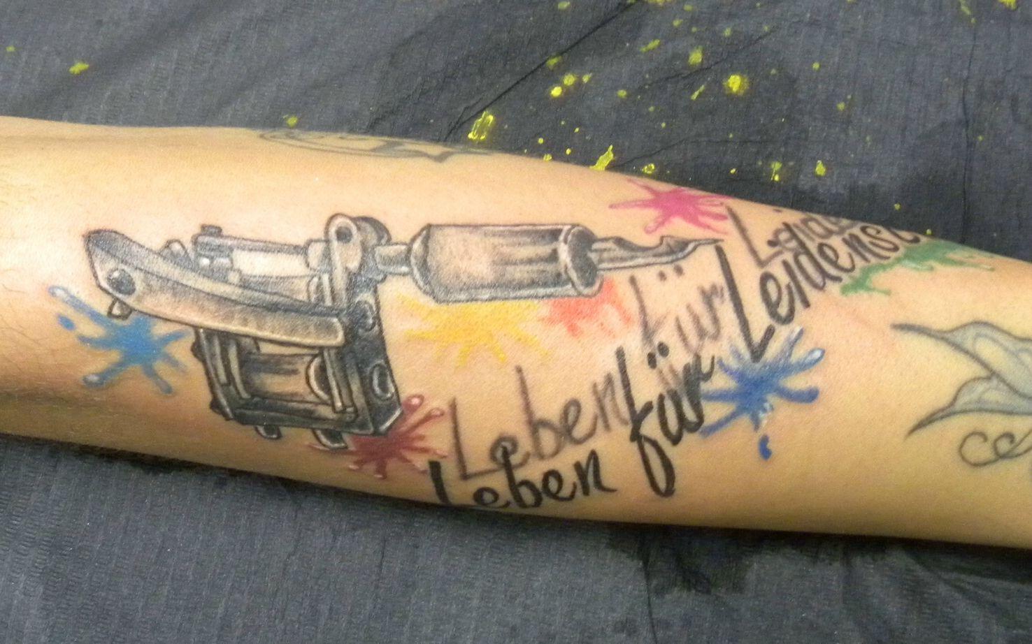 #macchinetta#tatuaggio