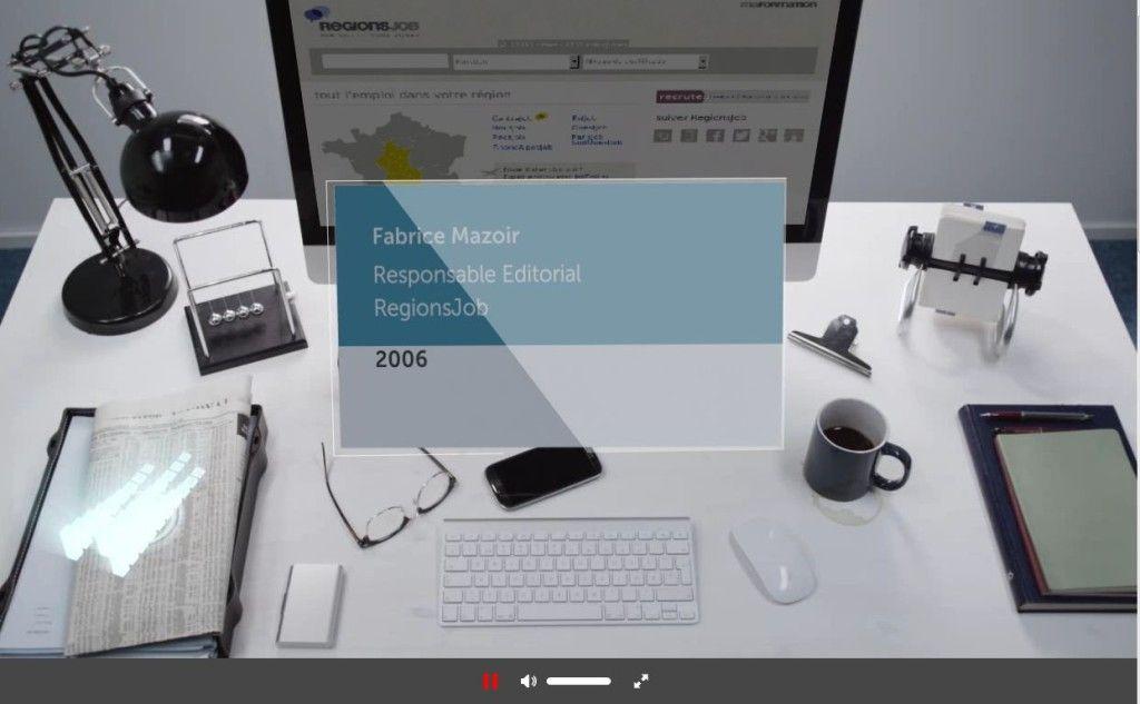 Transformez Votre Profil Linkedin En Cv Video Mode S D Emploi Cv En Ligne Video Blog Le Cv