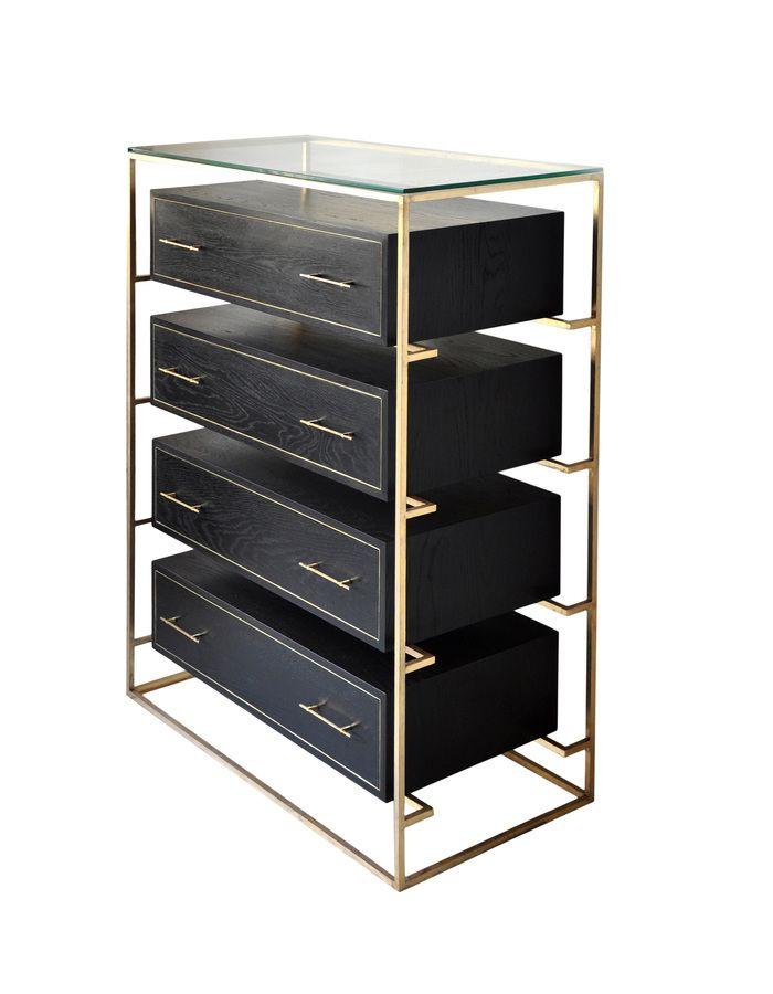 Best Codor Design Floating Drawer Dresser Tall Furniture 400 x 300