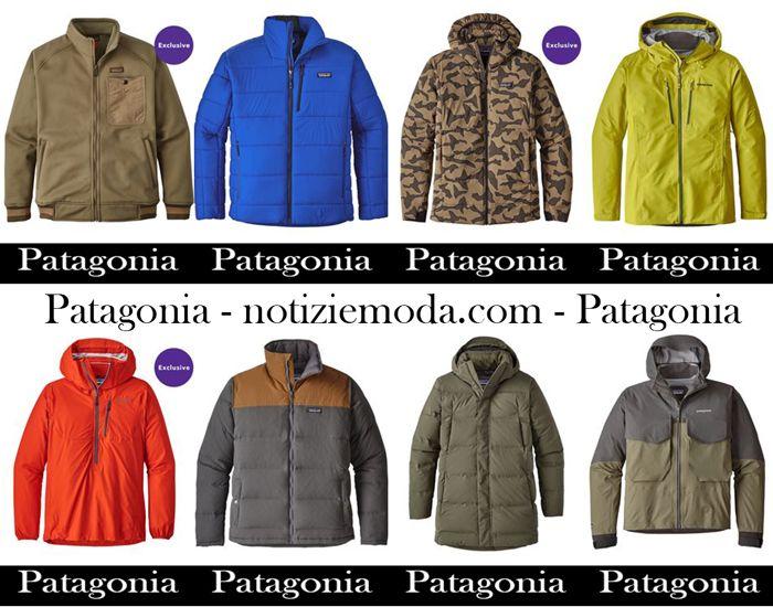 reputable site c8c32 37d80 Piumini Patagonia autunno inverno 2017 2018 nuovi arrivi ...