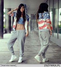 Resultado de imagen para hip hop ropa mujer  ee7e1b03122