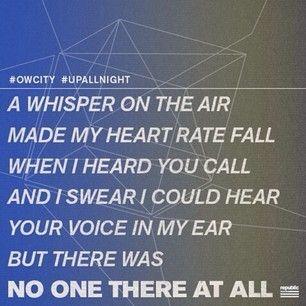 From Owl City's Instagram: #UpAllNight - ULTRAVIOLET IS FINALLY OUT! AAAAHAHAHAAAAHHHAAAAAA