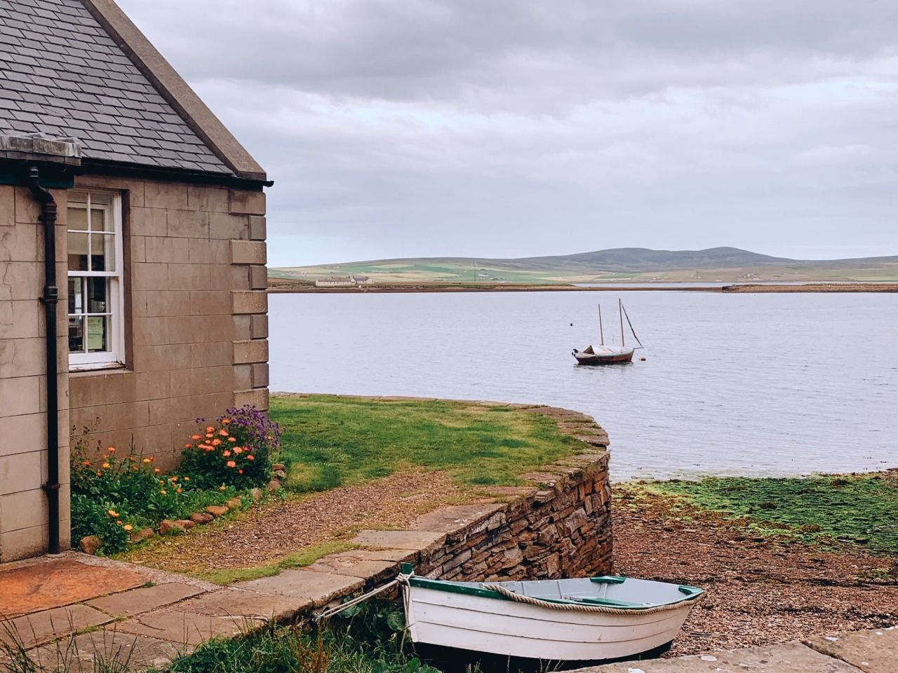 the whisper jusitifies the scream — Outskirts of Stromness, Orkney Islands, Scotland #orkneyislands the whisper jusitifies the scream — Outskirts of Stromness, Orkney Islands, Scotland
