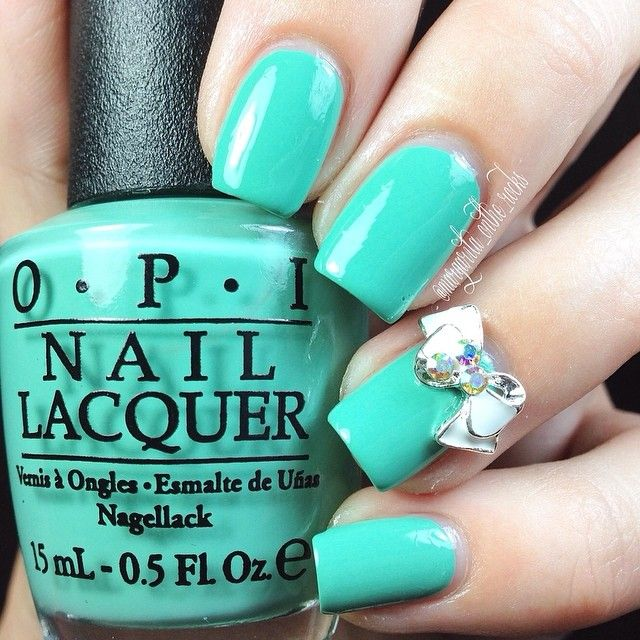 OPI Nordic Collection - My dogsled is a hybrid ===== Check out my Etsy store for some nail art supplies https://www.etsy.com/shop/LaPalomaBoutique
