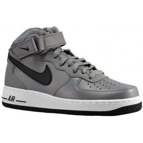 $53.99 nike air force 1 mid white,Nike Air Force 1 Mid - Mens -