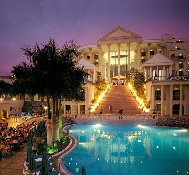 Bahia Princess Hotel Tenerife Hoteles Tenerife Viajes