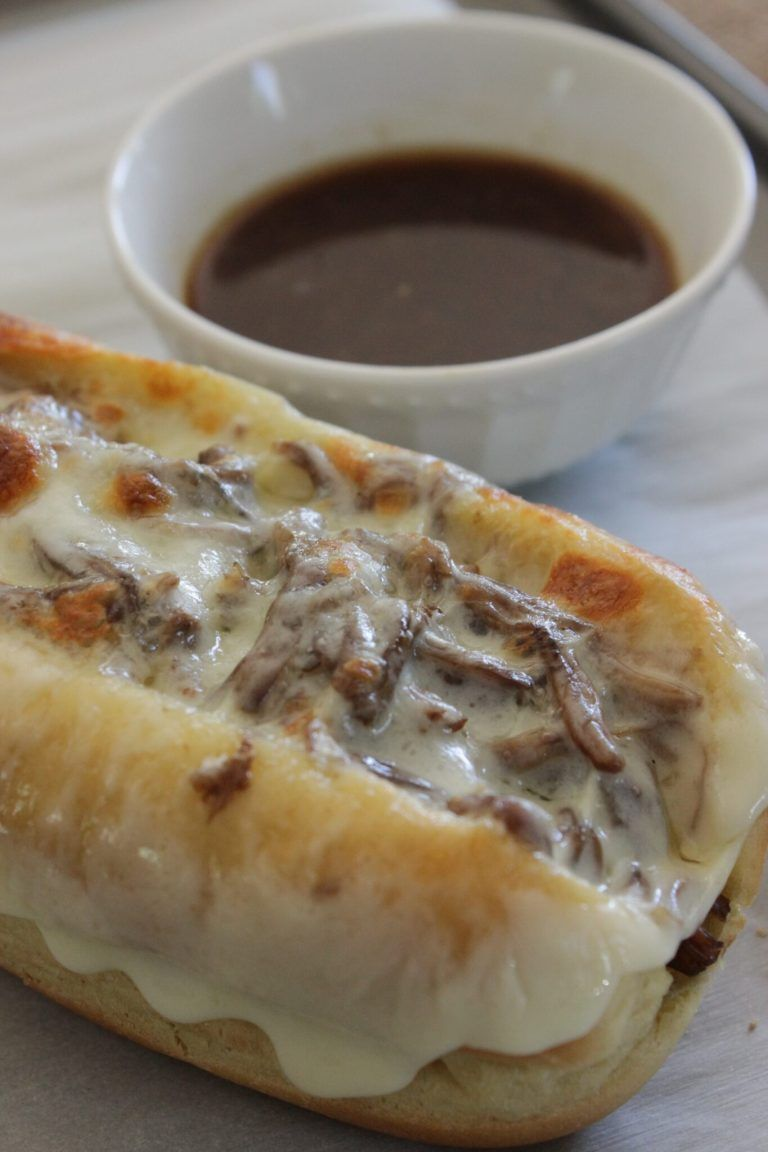 French Dip Crock Pot Dinner Recipe - in 2020 | Dinner ...