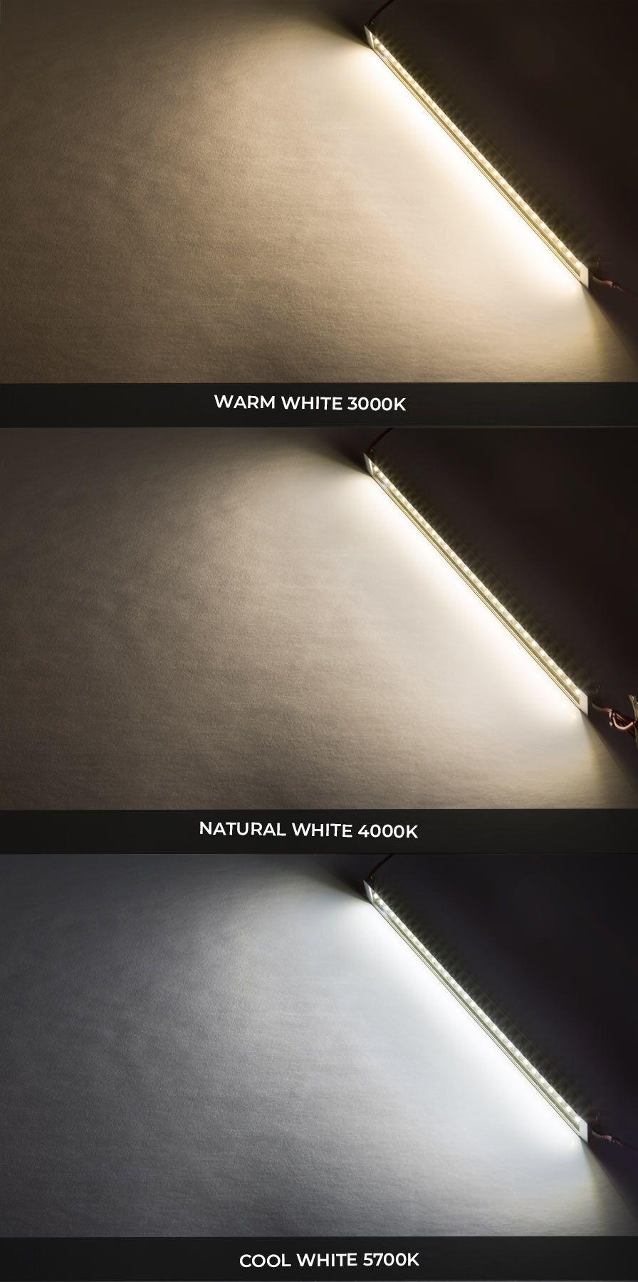 Waterproof Linear Led Light Bar Fixture 390 Lumens In 2020 Bar Lighting Led Lights Linear Lighting