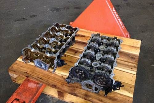 M44 cylinder head complete