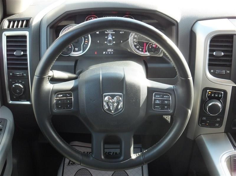2018 Ram 1500 QUAD CAB SLT BIG HORN Ram 1500 quad cab