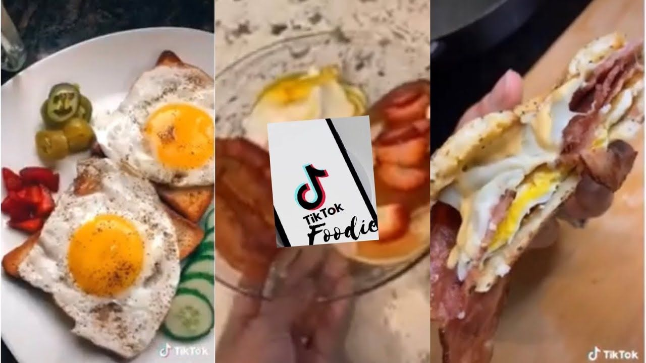 Asmr Breakfast Ideas Tik Tok Compilation Youtube In 2021 Coffee Recipes Waffle Recipes Foodie