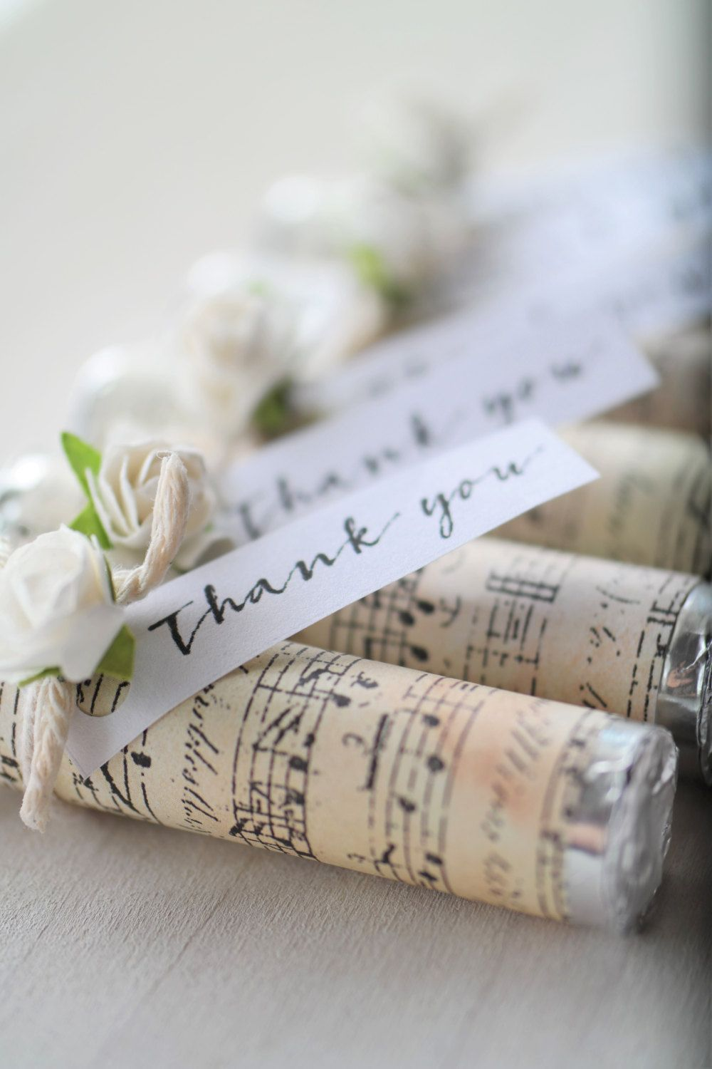 Thank You Party Favors Wedding Music Lover Party Favors Etsy Music Party Favors Music Themed Parties Music Party Decorations