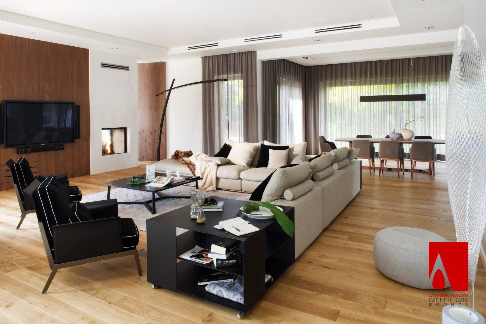Flexform Sectional Available At Mood Showroom Warsaw Mood Largesofa Flexform Beige Zen Living Rooms Interior Architecture Home Living Room