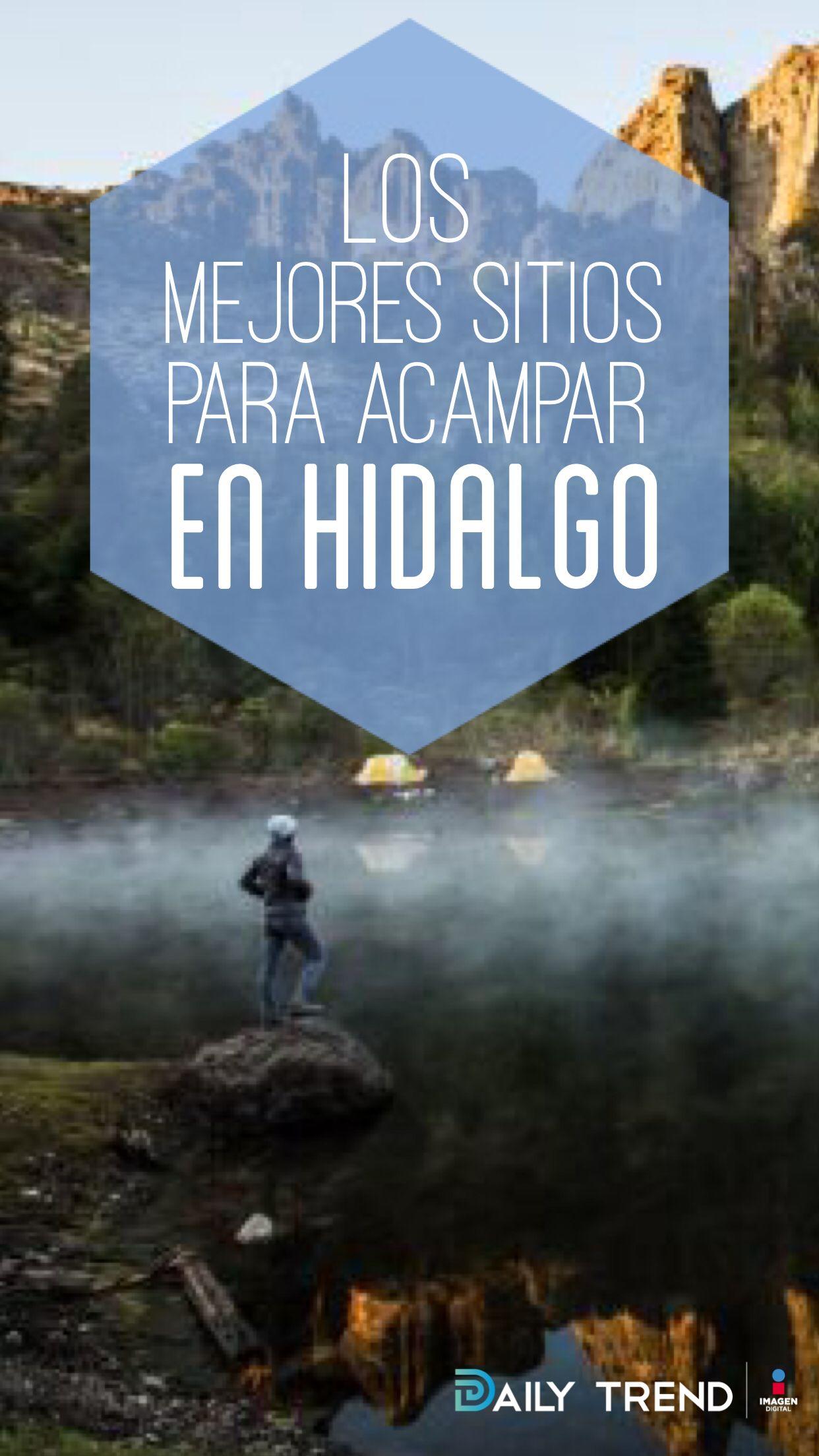 Mejores lugares para acampar en mexico