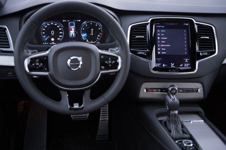 2019 Volvo Xc90 T8 E Awd Review Volvo Xc90 Volvo Xc Volvo