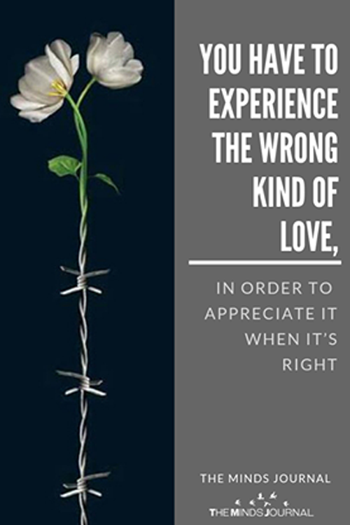 The wrong kinds of love